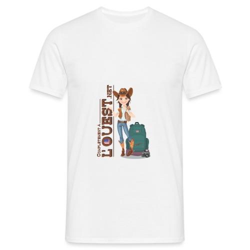 LOGO TEE SHIRT OK jpg - T-shirt Homme