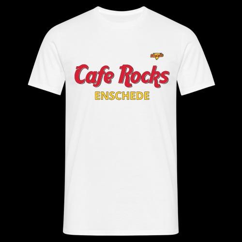 Rock Hard Cafe - Mannen T-shirt