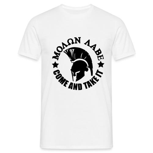 15 2CM 15 2CM font b Spartan b font font b Helmet - T-shirt Homme