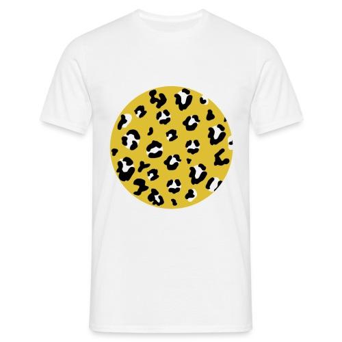 Leopard - Männer T-Shirt