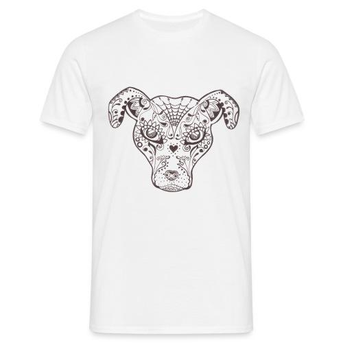 Sugar Dog - Männer T-Shirt