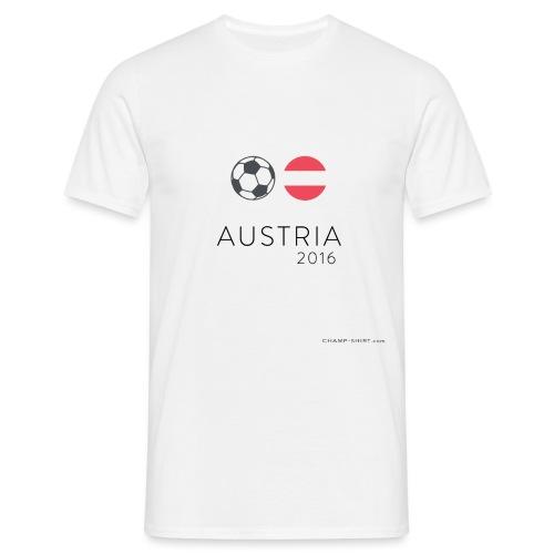 Austria Fußball SL1 - Männer T-Shirt