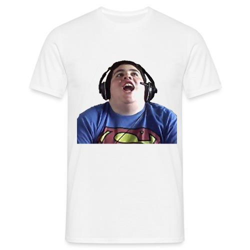 big big sexy mugger fucker 3000 cut png - Men's T-Shirt