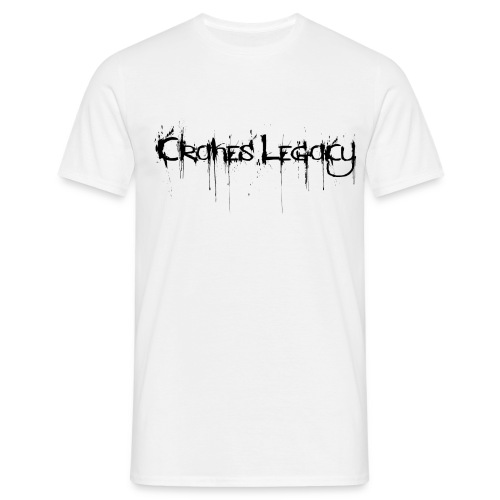CRANES LEGACY schwarz - Männer T-Shirt
