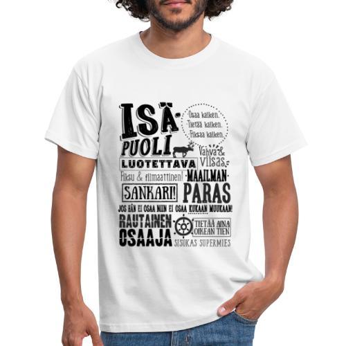 Isäpuolen Paita II - Miesten t-paita