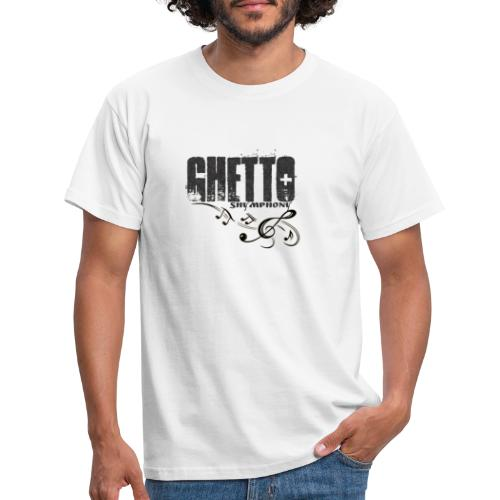 Ghetto symphony - T-shirt Homme