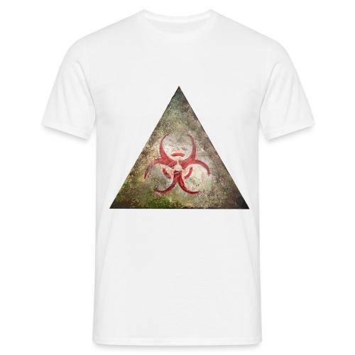 bio hazard - Männer T-Shirt