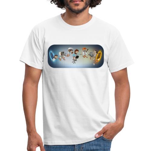 passion porte - T-shirt Homme