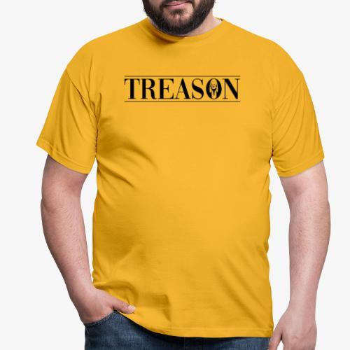 Treason - Donald Trump - Herre-T-shirt