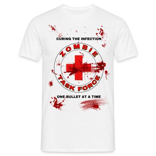 Zombie Task Force - Men's T-Shirt
