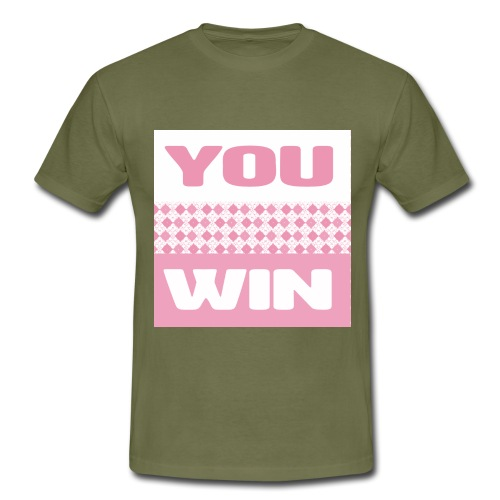 you win 25 - Men's T-Shirt