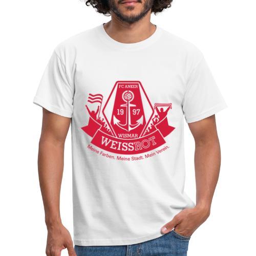 Meine Farben. Meine Stadt. Mein Verein. - Männer T-Shirt