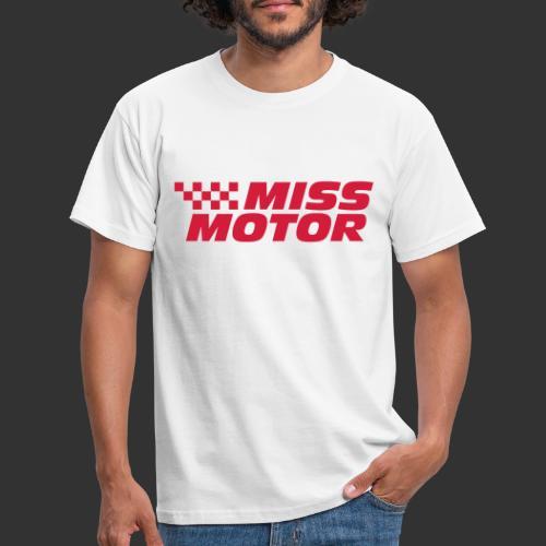 Miss Motor - T-shirt herr