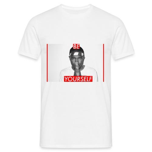 FRANKIE - T-shirt herr