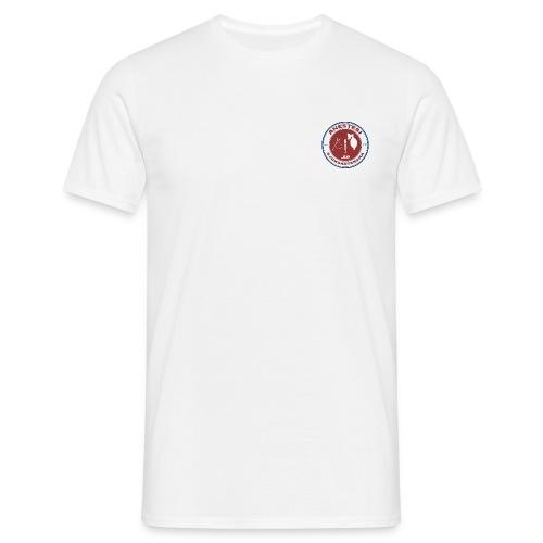 anestesisjukskoeterskase originallogo - T-shirt herr