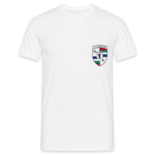 flisbyenlogony - T-skjorte for menn