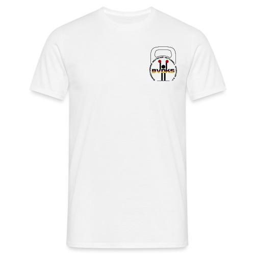 T-Shirt vorn - Männer T-Shirt