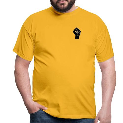 Black Lives Matter - Herre-T-shirt