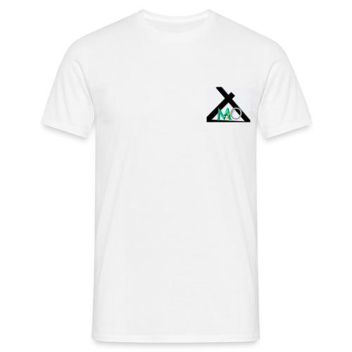 MaxO dreieck - Männer T-Shirt