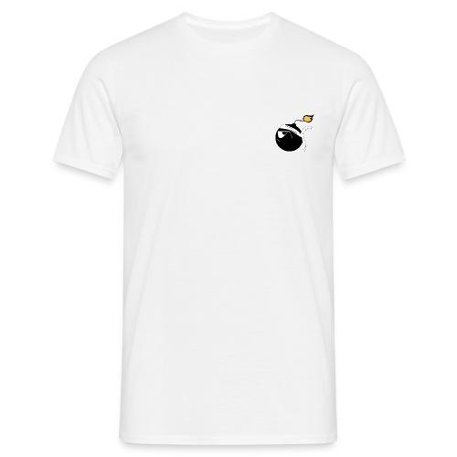 Testa Mora génétiquement Ribellu Corse azezzu - T-shirt Homme