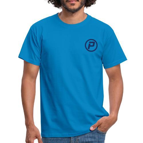 Polaroidz - Small Logo Crest   Dark Blue - Men's T-Shirt