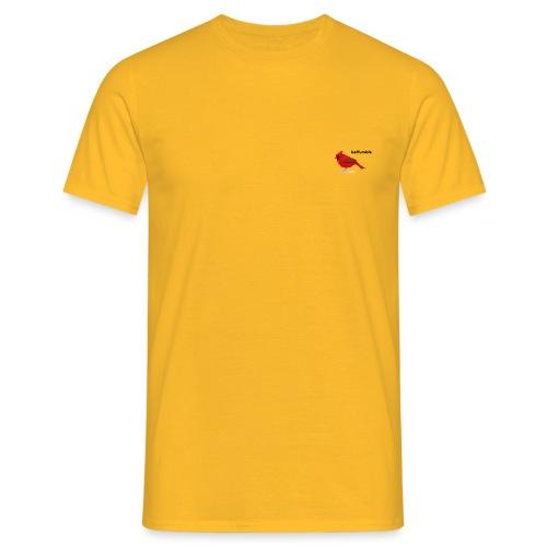 Red cardinal - Mannen T-shirt