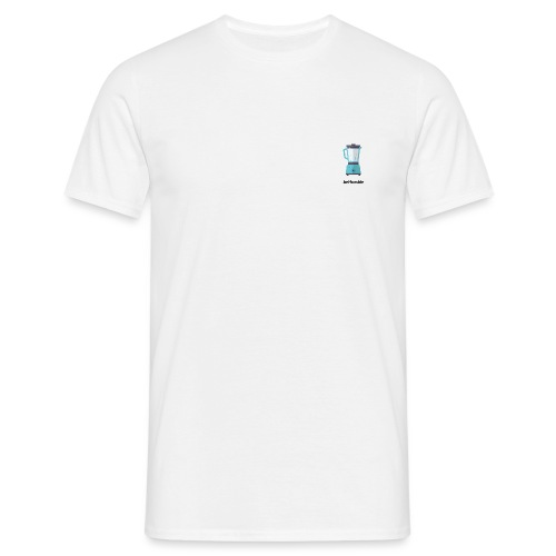 Blender - Mannen T-shirt