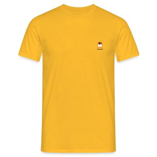 Diskette - Mannen T-shirt