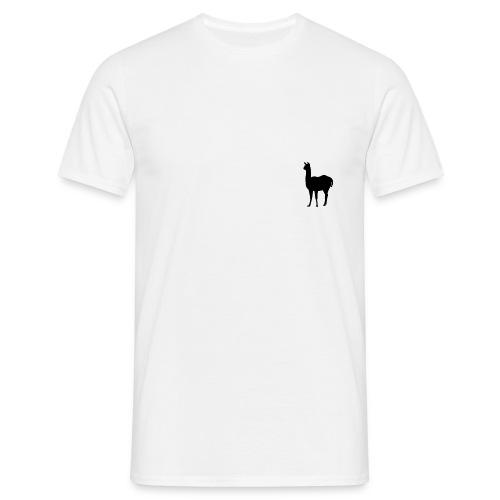 Llama - T-shirt herr