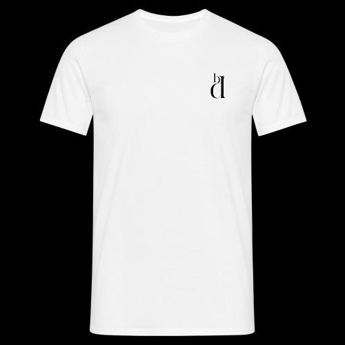 bated 1 noir - T-shirt Homme