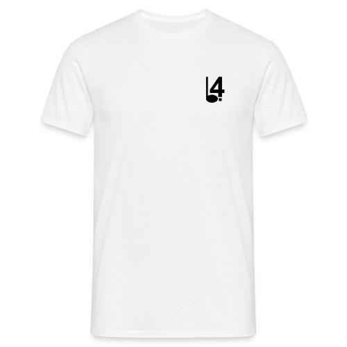 Logo L4 - T-shirt Homme