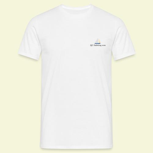 QC-Yachting Kleidung - Männer T-Shirt