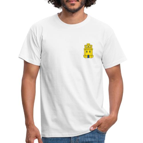Almena castellana - Camiseta hombre