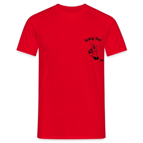 Spicy Boi - Men's T-Shirt