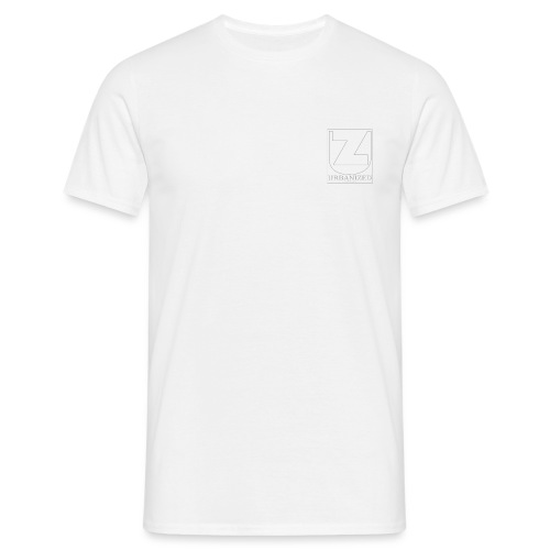 Logogrey2 png - Men's T-Shirt