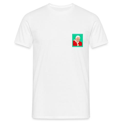 Il Papa emerito - Maglietta da uomo