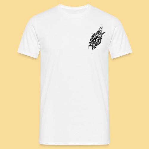 OnEyed logo - Mannen T-shirt