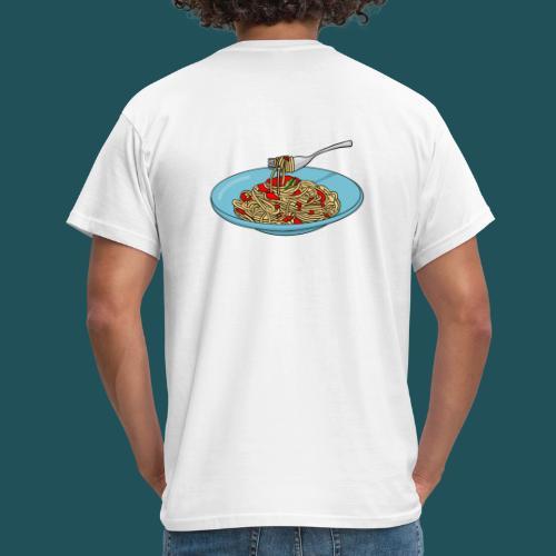 Spaghetti - Maglietta da uomo