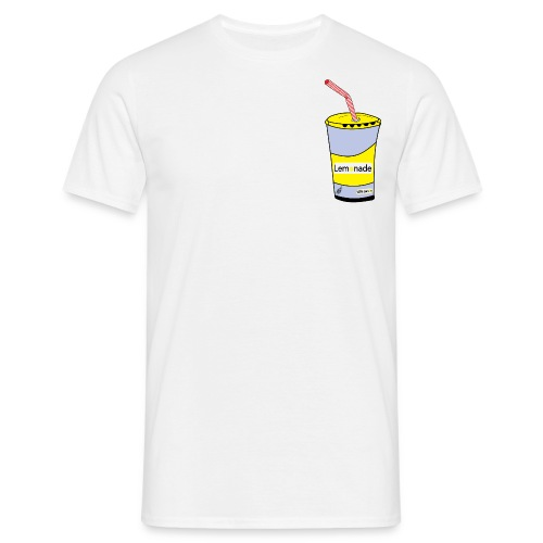 OnEyed Lemonade - Mannen T-shirt