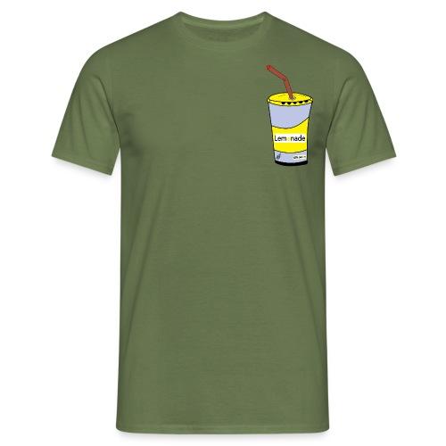 OnEyed Lemonade - Mannen T-shirt