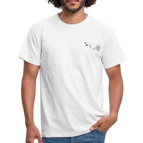Flower power - Herre-T-shirt