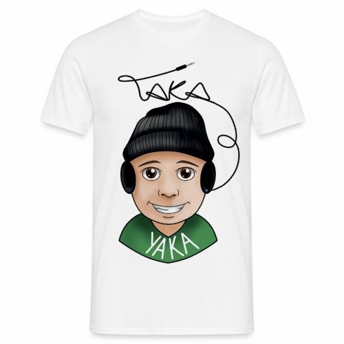 taka yaka logo officiel de la chaîne - T-shirt Homme