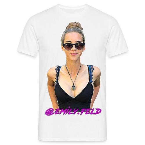 emily feld - Men's T-Shirt