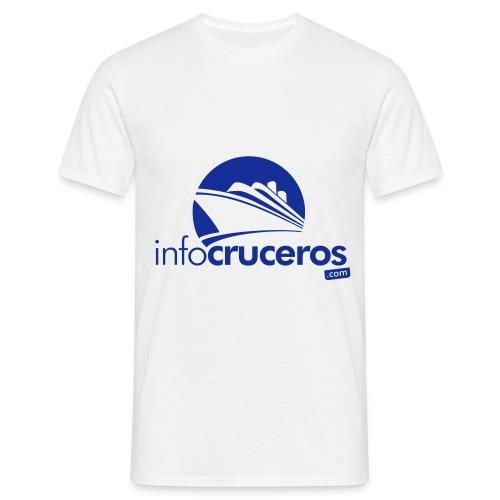 logo pecho sinclaim v11 - Camiseta hombre