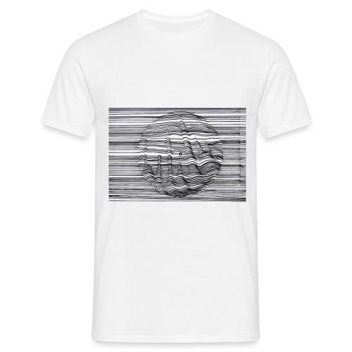 vynligne png - T-shirt Homme