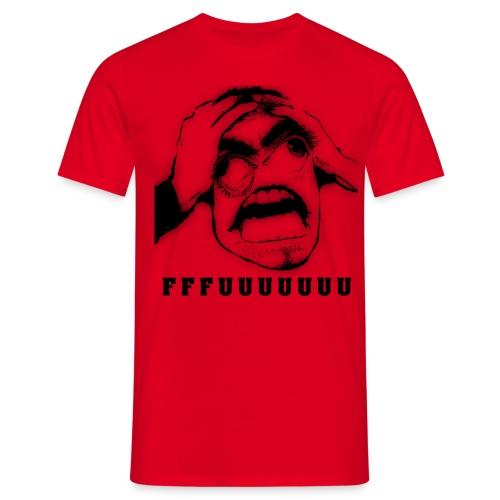FFFFUUUUUU - Miesten t-paita