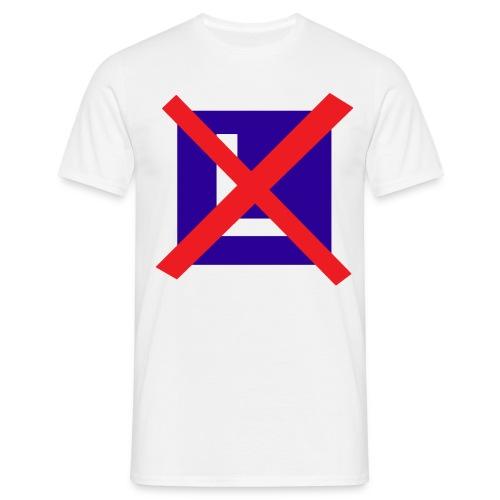 Geslaagd rijles - Mannen T-shirt