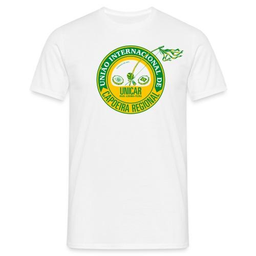 Unicar front vektor - Männer T-Shirt