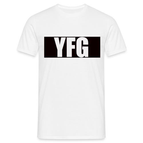 YFG 2016 vierkant - Mannen T-shirt