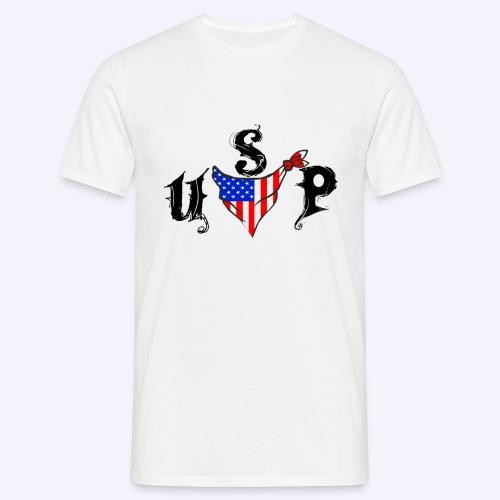 usp234 png - Men's T-Shirt